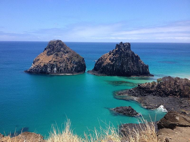 Pontos turísticos de Fernando de Noronha